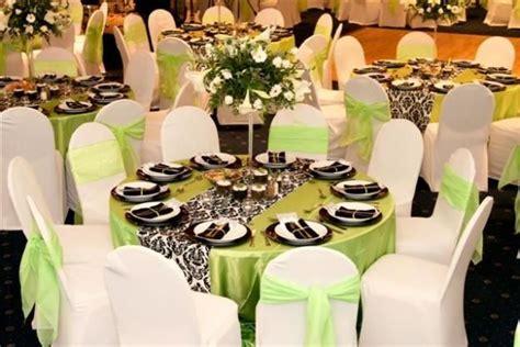 Green And Black Wedding Decorations     Wedding decor