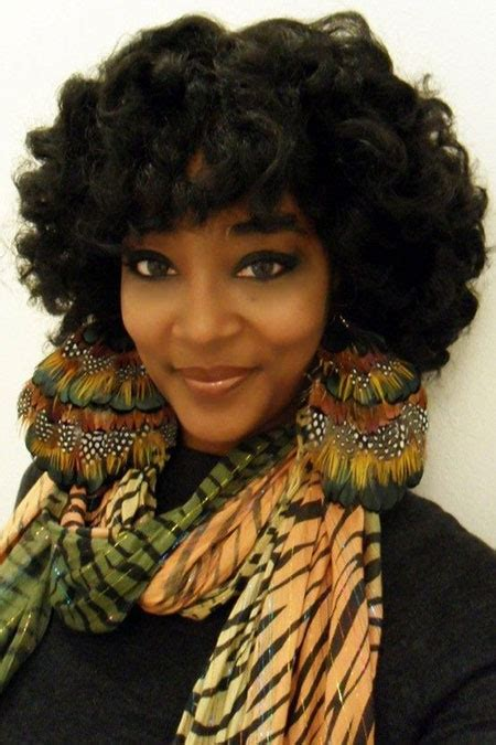 rollers sets curly short hairstyles for black women roller set hairstyles short hair short hairstyle 2013