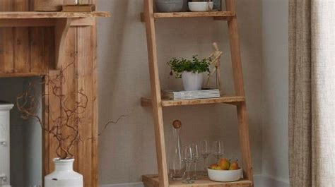 home decor guide how to make diy storage ladder clean and scentsible my