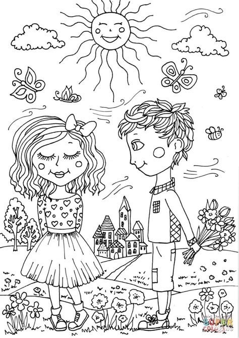 Coloring Page Grade 3 by Boy In May Coloring Page Free Printable Coloring Pages