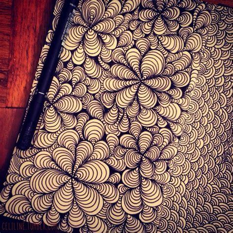awesome doodle ideas zen tangles doodles picmia
