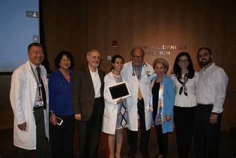 Columbia Mba Intern During Year by Dr Ani Nalbandian Named New York Presbyterian Columbia
