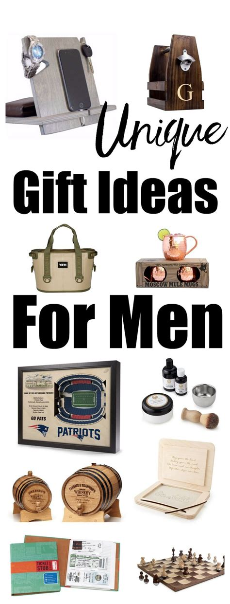 gift ideas for men unique gift ideas for men christmas gift ideas for men