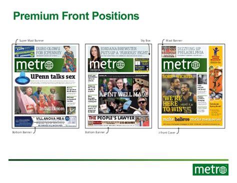 Villanova Mini Mba by Metro Philadelphia 2013 Media Kit