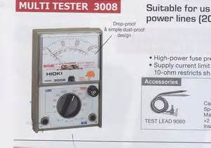 Multitester Hioki product of alat ukur multi tester supplier perkakas