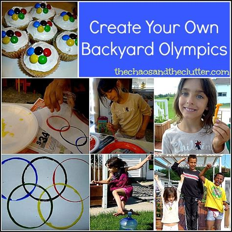 design your own backyard 223 best olympic games for kids images on pinterest day
