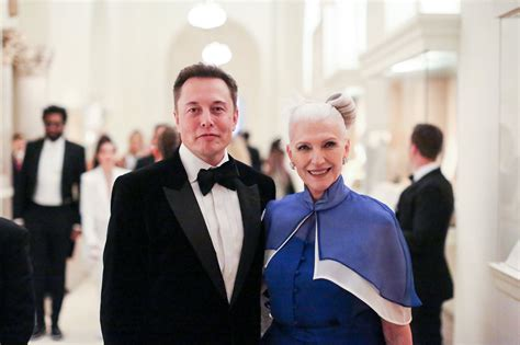 elon musk family sa entrepreneur elon musk features with mom in humans of