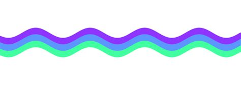 wavy pattern png lines clipart wavy line pencil and in color lines