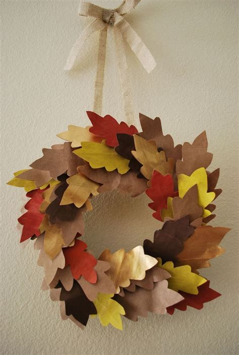 Fall Paper Crafts For - 17 best images about fall on fall flowers