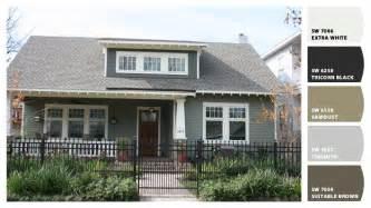 colorhouse paint our exterior paint colors cedar hill farmhouse