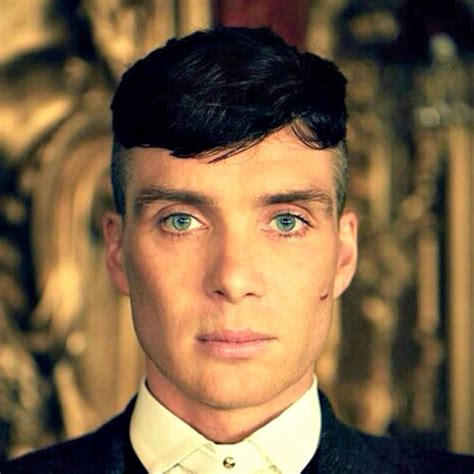 thomas shelby hair the peaky blinders haircut