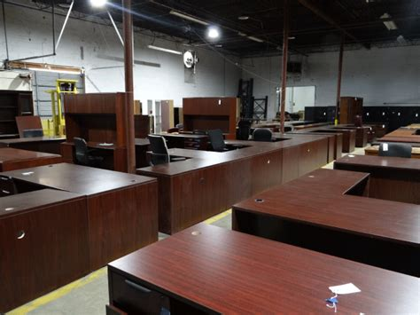 l shaped desk for sale used l desk used desks office furniture warehouse