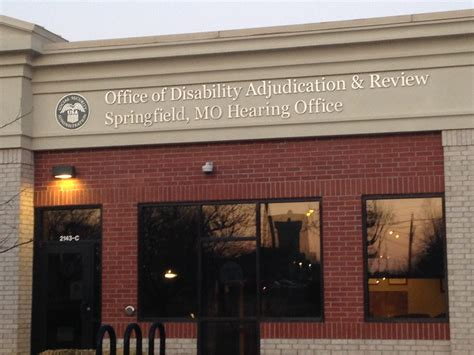 what to do if springfield missouri disability lawyer