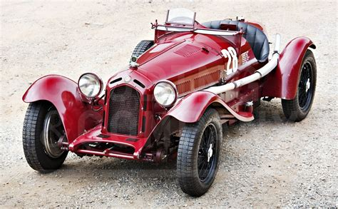 Alfa Romeo 8c 2300 by All Asta Una Alfa Romeo 8c 2300 Monza Autoblog It