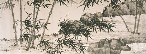 bamboo tattoo history file xia chang chinese bamboo under spring rain