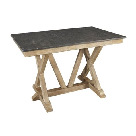 Rustic Counter Height Dining Table A America West Valley Counter Height Dining Table In Rustic Wheat Wvarw6700