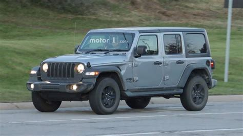 jeep wrangler lineup entire 2018 jeep wrangler lineup photographed on road 40