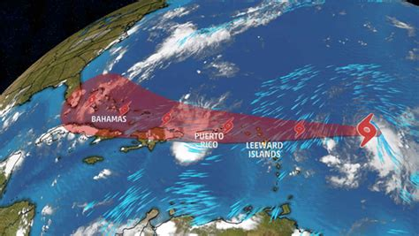 imagenes satelitales tormenta erika nueva alerta de tormenta tropical erika se acerca a
