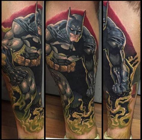 tattoo parlour ennis 28 batman tattoos for batman day tattoodo