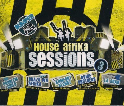 house africa music house africa house afrika sessions 3 cd music online raru