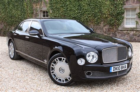 bentley black and bentley mulsanne review and photos