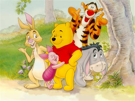 winnie the pooh pictures 9 walt disney winnie the pooh characters wallpaper