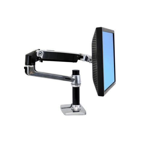 monitor arms ergotron lx desk mount monitor arm