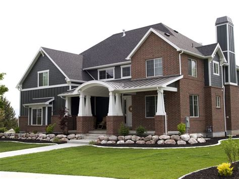 best roof color for brick house roof color with brick best metal roof color for
