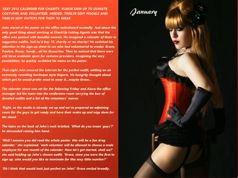 Forced Feminization On Crossdressercaptions Deviantart | forced feminization captions deviantart forced