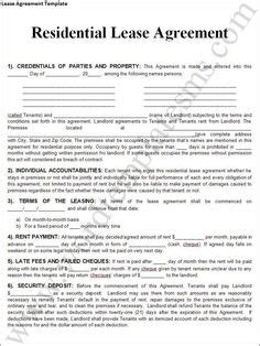 Free Utah Standard Residential Lease Agreement Form Pdf Word Residential Lease Ba Agreement Template