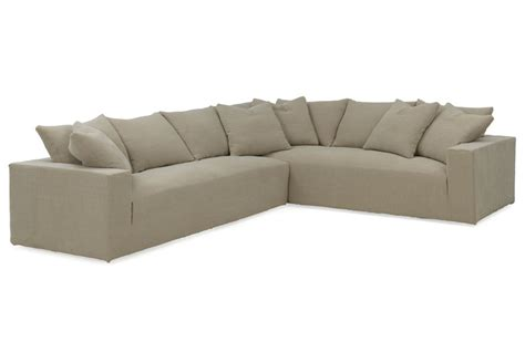Slipcover Sectional by Cozumel Ghost Slipcover Sectional Rc Furniture