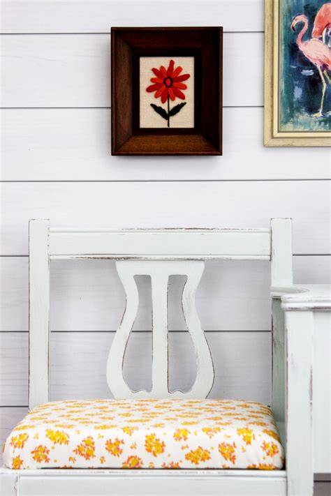 bench refinish milk paint gossip bench refinish