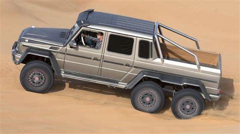 mercedes benz 6x6 mercedes benz g63 amg 6x6 drive review autoweek