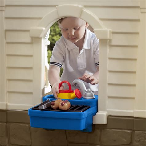 Step 2 Play Sink by Neat Tidy Cottage Playhouse Step2