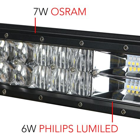 Lu Led Philips Vs Osram 20inch 456w osram philips led light bar 5d afterpay zippay