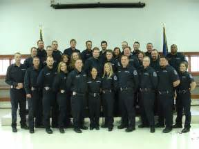 correctional officer graduations academy