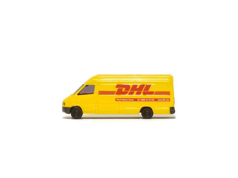 Dhl Auto by Modellbiler 187 The Delivery Firms Establish Themselves On