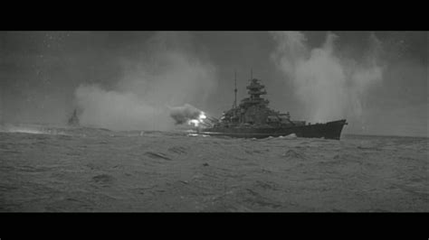 Where Did The Bismarck Sink sink the bismarck 1960 modelshipsinthecinema