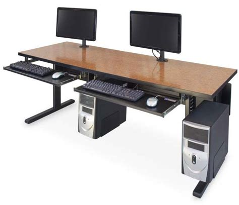 Computer Desk For Two Computers Mesa Do Computador Para Dois Computadores Mesas De Metal Id Do Produto 1261731802 Portuguese