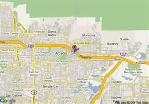 monrovia california map map of homestead los angeles monrovia monrovia
