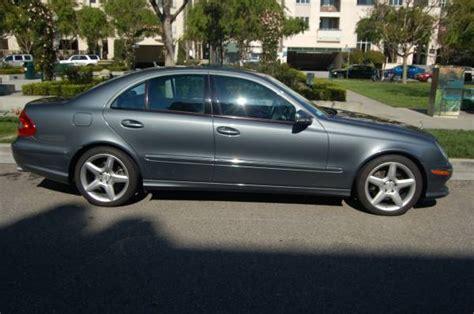 mercedes 5k ca 2009 e350 amg sports package flint grey 35 5k obo