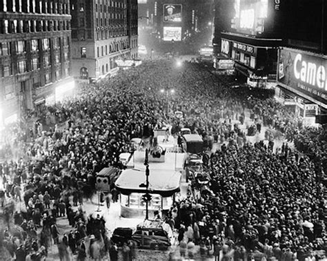 new year 1949 times square new years 1949 in nyc photo print for sale