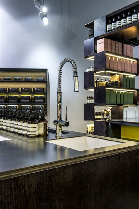 design magazine perth glamshops visual merchandising shop reviews aesop