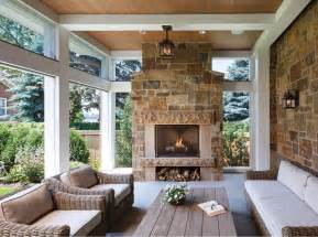 Patio Room Designs A Country House In The City Screened Porches Porch And Screens