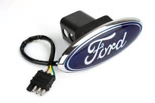 Ford Hitch Cover Brake Light Tow Hitch Receiver Stem Cover Ford Tough Logo