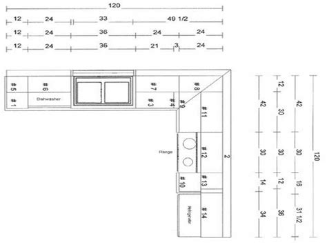 kitchen cabinet layouts design kitchen cabinet layout planner