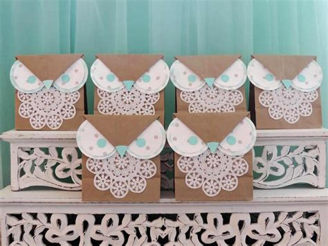 welcome home baby party decorations kara s party ideas turquoise owl quot welcome home baby quot party