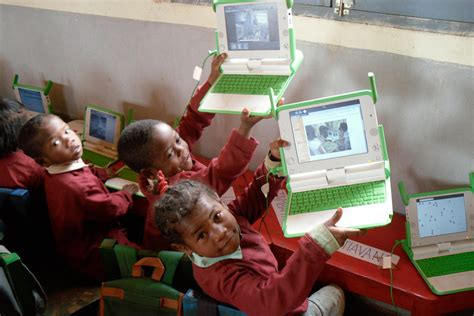 One Laptop Per Child by Media Business Future Of Journalism Jem499 From One