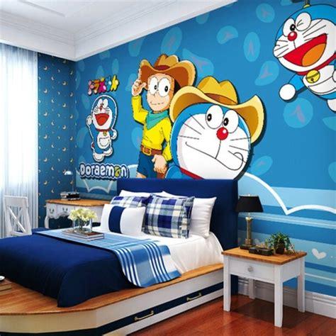 desain kamar serba doraemon 10 desain kamar tidur doraemon terbaru lihat co id