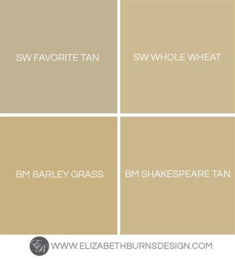 shades of gold verfkleuren ontwerp en eetkamer kleuren